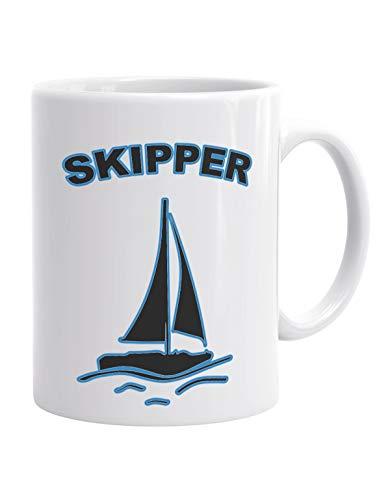 Jayess - Segler Kaffeebecher - Skipper Kapitän segeln