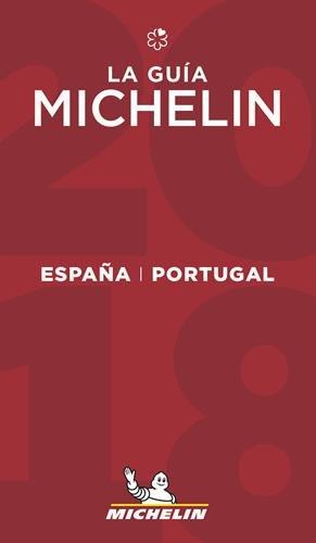 Guide Michelin Espagne - Portugal 2018