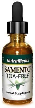 Cats Claw Bark Extract (Nutramedix Samento TOA free Cat's Claw Liquid Extract - 15ml)