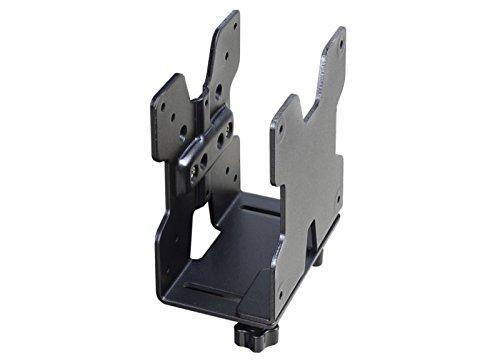 Ergotron Thin Client Mount-Kit di montaggio (supporto, elementi di fissaggio, tracolla) per personal computer-nero, 80-107-200
