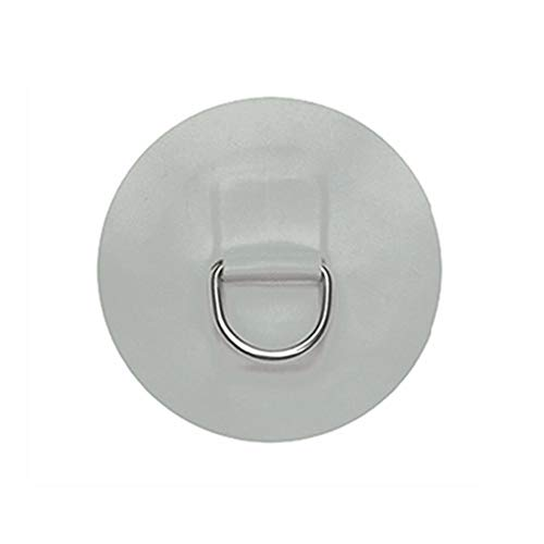 1 Pcs D-Ring Pad Patch - D-Ring Boot Surfboard Beiboot Paddle Board Griff Kajak SUP Surfboard Schlauchboot Kanu Zubehör