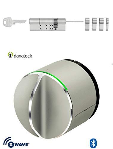 Danalock V3 Bluetooth & Z-Wave Serrure Connectée + Cylindre de sécurité extensible