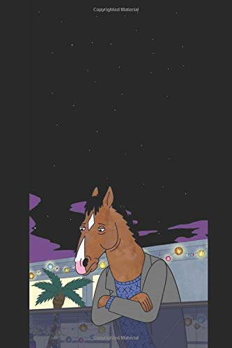 Journal: A BoJack Horseman themed notebook journal for your everyday needs