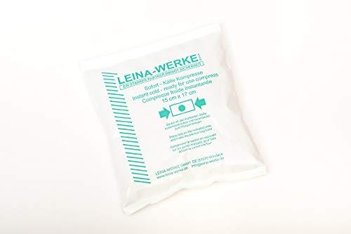 LEINA-WERKE 44053 Sofort-kalte Kompresse, Notfall Eisbeutel