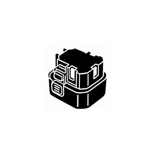 Alsafix - Batterie 6 V 1,65 Ah NiMh pour cloueur F40/65G1 - 12BAT6V Alsafix