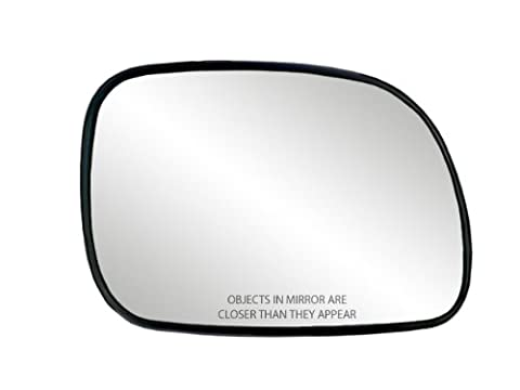 Fit System 80013 Chrysler/Dodge/Plymouth Right Side Manual/Power Replacement Mirror Glass by Fit System