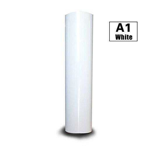 Trasferimento di calore stampa & Cut Pellicola in vinile tessuto materiale PU, 0,5x 3m 10colori