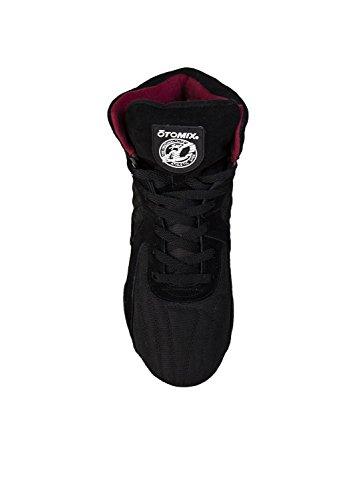 Otomix Stingray Fitness Chaussures Hommes, différentes couleurs et tailles noir