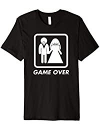game over - hen party tee