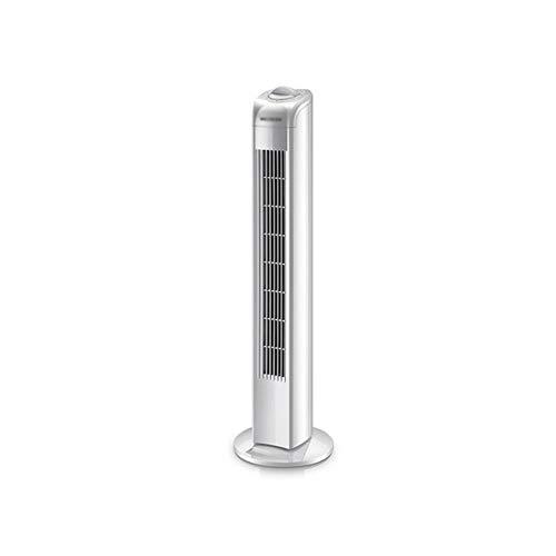 BEN-YI Ventilatore a Torre sfrondato Ventilatore Elettrico Home Machinery Floor Fan Scuotendo la Testa Circolazione Ventilatore Verticale Ventilatore Silenzioso -152 lampadario