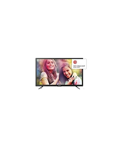 Sharp LC-24CFG6132EM - TV de 24 pulgadas Full HD, Smart TV, WiFi, HEVC, DVB-T/T2/C/S2, adaptador...