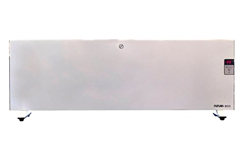 Futura Eco 400w Deluxe Electric Panel Heater Radiator Wall Mounted Or Free Standing With