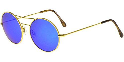 illesteva Sonnenbrillen DELON GOLD/BLUE Unisex