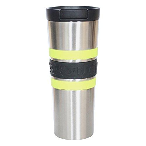 Starbucks Acero Inoxidable Vaso Térmico Tumbler Strip Banda–Taza de café