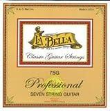La Bella 7SG Professional Set, Classical 7-string Guitar