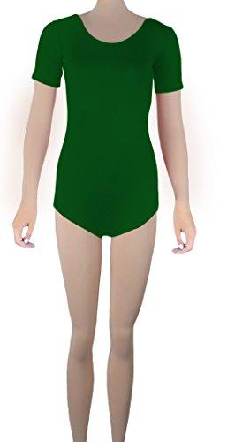Howriis Damen Body Mehrfarbig Mehrfarbig Gr. Large, Grün -
