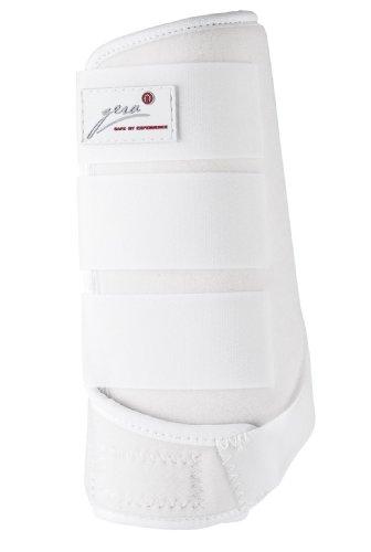 Gera 1097 Meditex, Sehnenschoner, hinten, Große III/L, weiß, paarweise