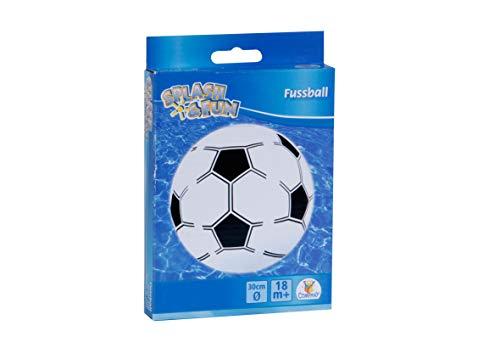 VEDES Großhandel GmbH - Ware Splash & Fun Ballon de Plage, diamètre env. 30 cm