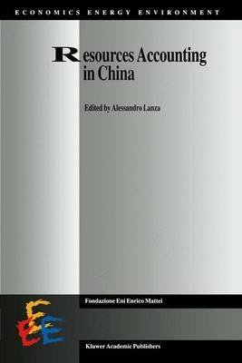 [(Resources Accounting in China)] [Edited by Alessandro Lanza] published on (October, 2012)