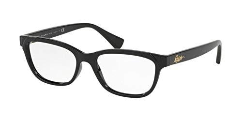 Ralph Lauren RA 7097, Brillen für Damen, Schwarz, 54mm