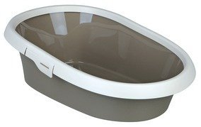 Trixie Paulo Cat Litter Tray with Rim-Parent