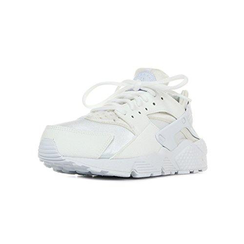 Nike sport scarpe per le donne, color bianco, marca, modelo sport scarpe per le donne air huarache run bianco