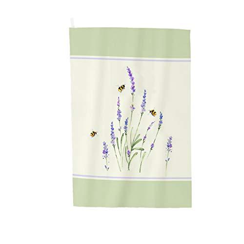 Roy Kirkham XBEELAV1840 Geschirrtuch Bienen & Lavendel - Lavendel Geschirrtücher