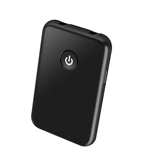 DDDD store Bluetooth V4.2 USB Sender Empfänger 2 in 1 Wireless 3,5mm Audio Adapter für Tische Home Sound System Auto Stereoanlage