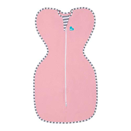 Love to Dream Swaddle Up Original - Pucksack (Größe M - 6 - 8,5 kg), Rosa