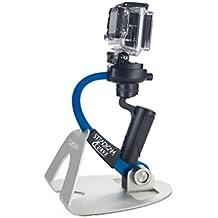 Steadicam Curve - Soporte para GoPro Hero 3, azul y negro