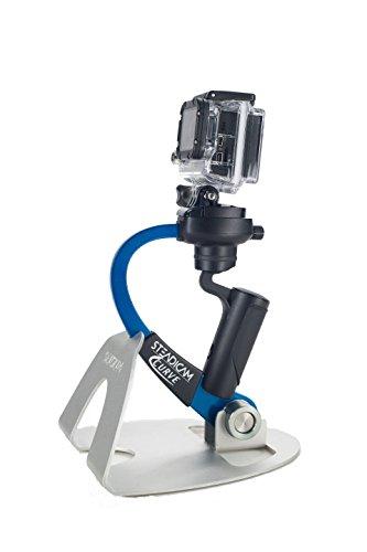 Tripods & rigs - action cam Steadicam Curve blue for GoPro Marca: Steadicam PartNumber: 1810617