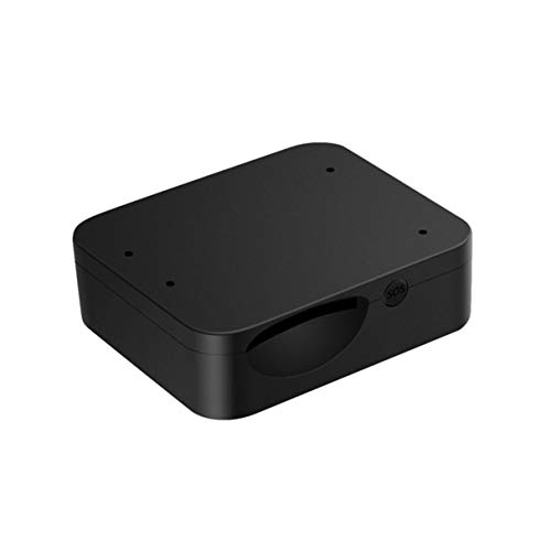 Wafalano Echtzeit-GPS Tracking Locator, Super Mini Größe TX-9 Auto GPS-Tracker Lange Standy SOS-Anruf Hilfe Echtzeit-Magnet-Tracking-Gerät GPS-Locator Schwarz