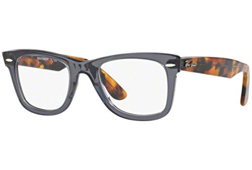 Ray-Ban Unisex-Erwachsene Brillengestelle 5121 Schwarz (Negro), 50