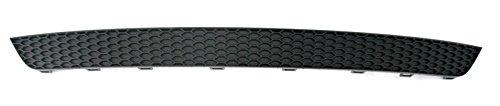 S-Line Blende für Heckdiffusor Original Audi A5 Grill Abdeckung Satinschwarz