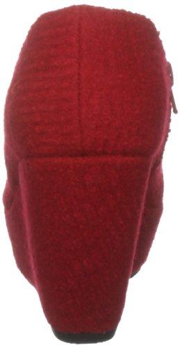 Rocket Dog - Scarpe con Tacco donna Rosso (rosso)