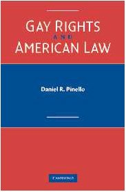 Gay Rights and American Law Hardback