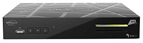 Digiquest Tivusat 6996 - con Funzione di Videoregistratore in Alta Definizione