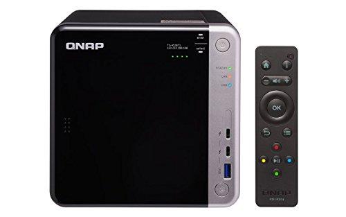 QNAP TS-453BT3 NAS Torre Ethernet Negro - Unidad Raid