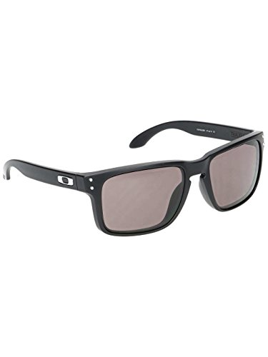 Oakley Herren Sonnenbrille Holbrook 9102e8, Schwarz (Negro), 57