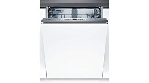 Bosch vollständig integriertes sbv46cx00e 13places A + + Spülmaschine–Geschirrspülmaschinen (komplett integriert, weiß, Edelstahl, 1,75m, 1,65m, 1,9m)