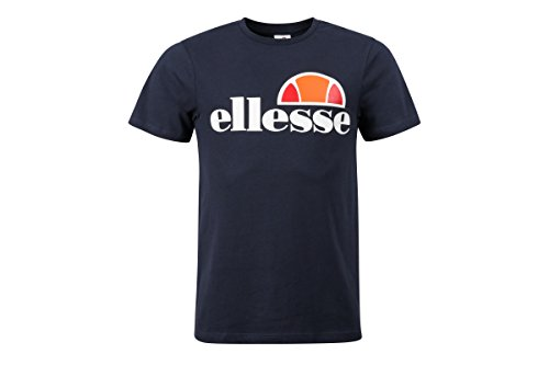"""ellesse Herren T-Shirt """"Prado"""" Blau"""