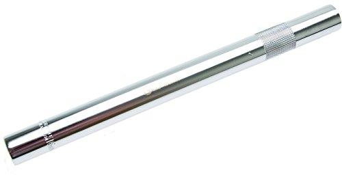 BGS Zündkerzen-Einsatz, 16 mm, mit Haltefeder, 10 mm, 3/8 Zoll, 12-kant, 2405