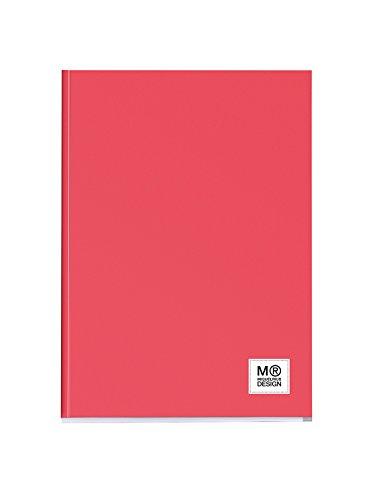 Miquelrius - Recambio bloc Candy Tag A4, 80 hojas encoladas (franja un color), cuadrícula 5 mm,...