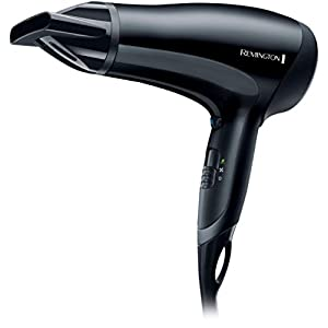 Remington D3010 Power Dry Lightweight Hair Dryer, 2000 W