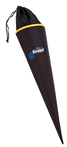 Scout 47270075000-Basic escolar Bolsa Diseño Lion Ranger, Negro