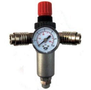 Regulador presión Fiac 950/2 filtro 2 conexiones