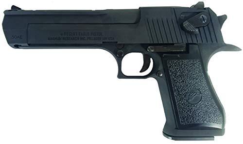 Softair Vollmetall Pistolen Colt Browning Walther Heckler & Koch Beretta uvm. Airsoft Softair Kugeln Munition Premium Qualität aus Deutschland von ETU24 (Desert Eagle .50AE)
