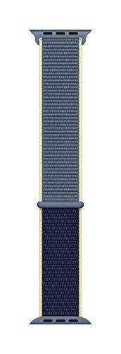 Apple Watch (40mm) Sport Loop, Alaska Blau -