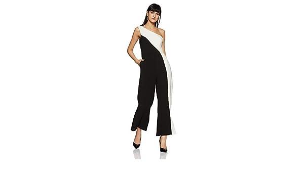 ef21d651dad Stalk Buy Love Women s Colourblocked Laura One Shoulder Jumpsuit ...