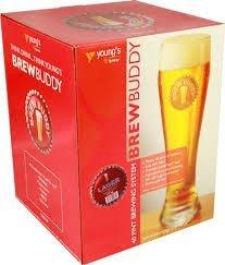 Brew Buddy Lager 40 Pints (1 Pint = 0,568 l) Heimbrauerei Starter Kit -